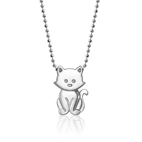 Alex Woo Cat Necklace