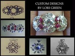 Custom Designs by Lori Green