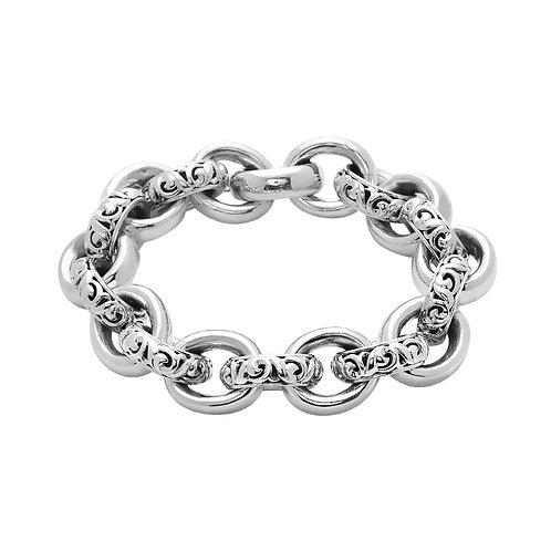 Charles Krypell Ivy Link Bracelet