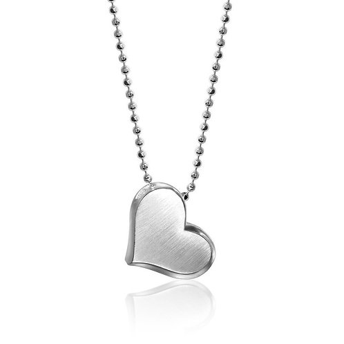Alex Woo Heart Necklace