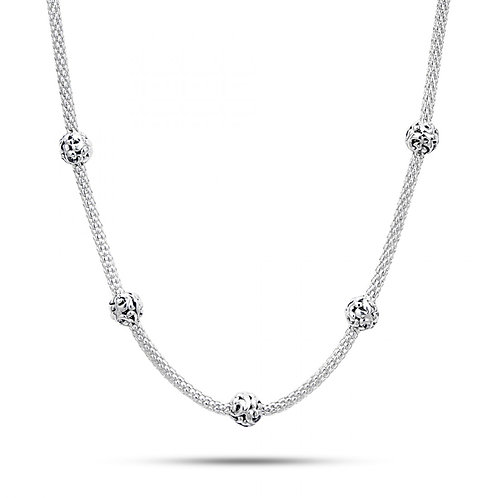 Charles Krypell Ivy Station Necklace