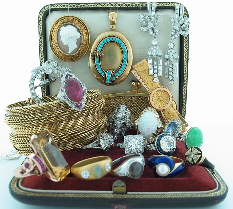 Antique, Vintage & Estate Jewelry
