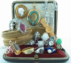 Antique, Vintage & Estate Jewelry