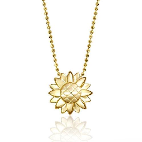 Alex Woo Sunflower Necklace