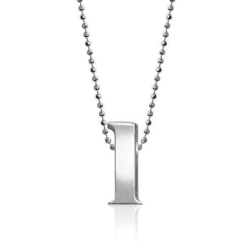 Alex Woo Little Letter L Necklace