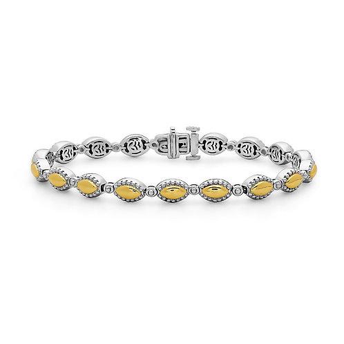 Charles Krypell Firefly Yellow Bracelet
