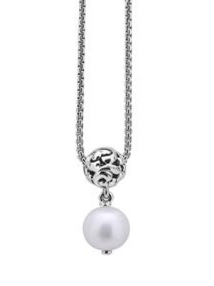Charles Krypell Ivy Bead & Pearl Necklace