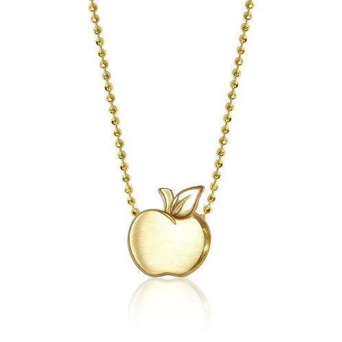 Alex Woo Apple Necklace
