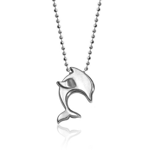 Alex Woo Dolphin Necklace