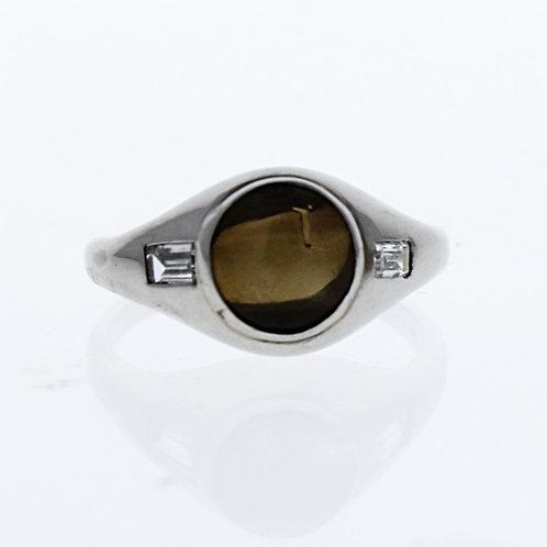 Catseye Ring