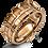 Thumbnail: Simon G 18KT Gold Concave Band