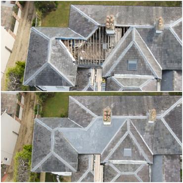 Roof repairs northampton