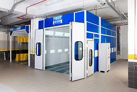 TOP QUALITY FIRAT SPRAY BOOTH painting drying spraying industrial