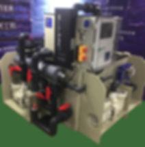香港水利工程技术顾问公司 提供 一体式海洋动物维生系统