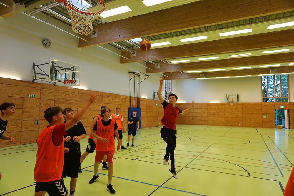 Testtag | Basketball Schwerin