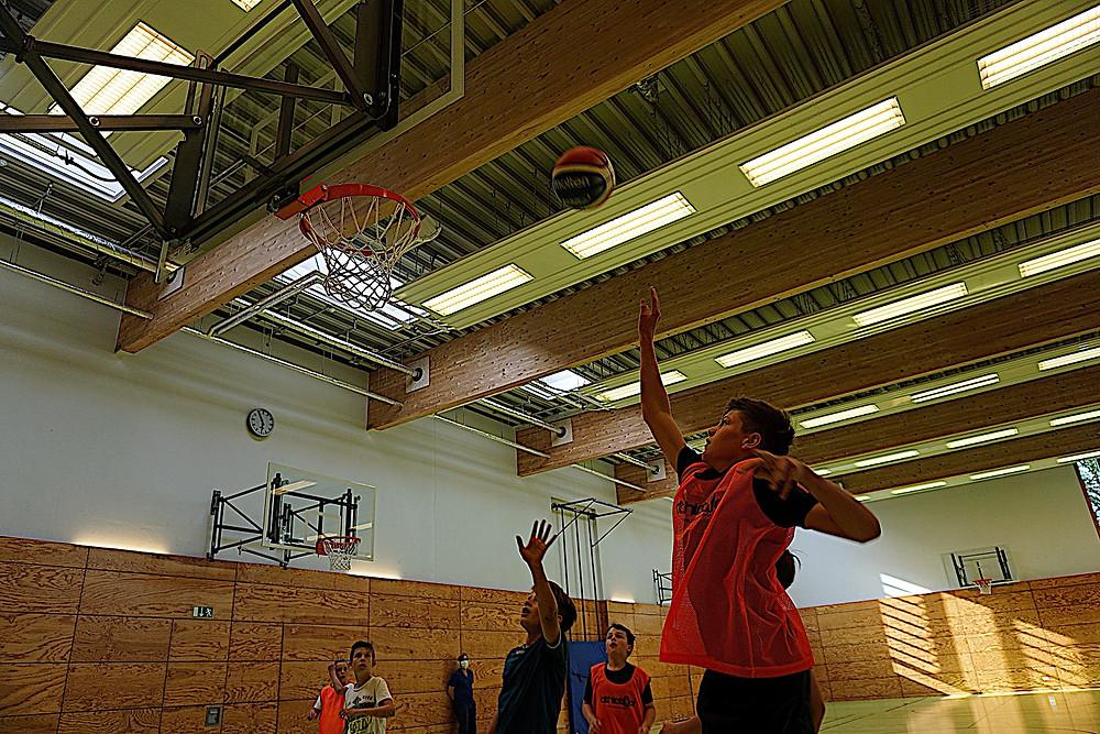 U14 Training | Basketball Schwerin