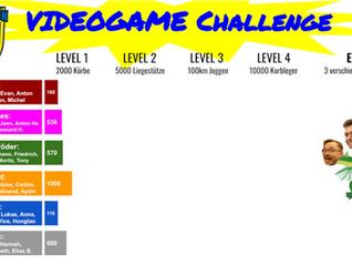 Videogame-Challenge, Woche 1