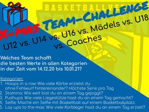 X-mas Team-Challenge