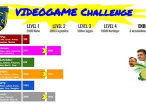 Videogame-Challenge, Woche 2