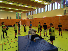 Großer Erfolg für das Basketballcamp des BV Schwerin