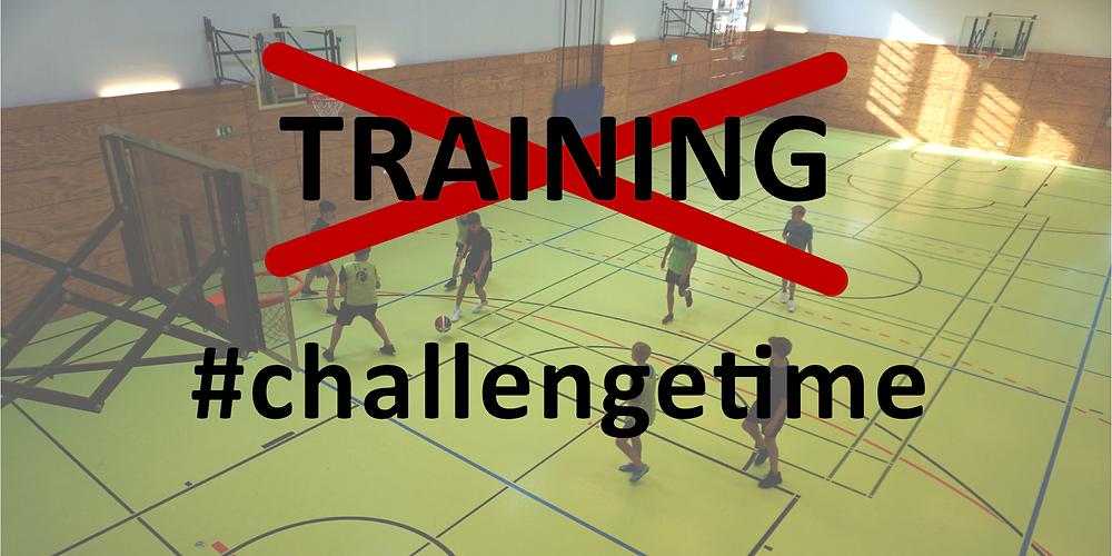 Kein Training? Challenge-Time! | Basketball Schwerin