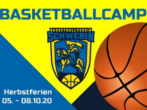 Letzte Anmeldewoche zum Basketballcamp des BV Schwerin