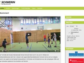 Das Basketballcamp beim TV Schwerin