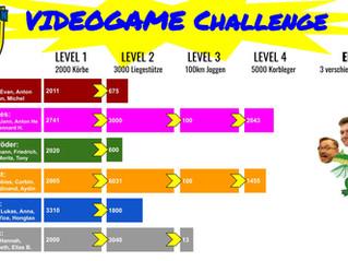 Videogame-Challenge, Kopf-an-Kopf-Rennen für den Sieg