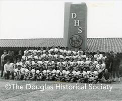 Douglas High School Football Team