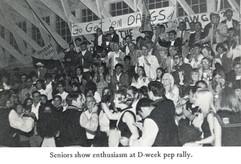 DHS Pep Rally