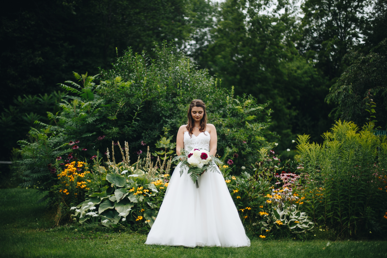 Salisbury, Vermont Wedding