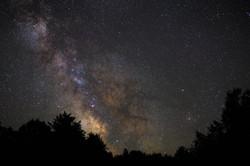 Cambridge, VT, USA, Milkyway Galexy