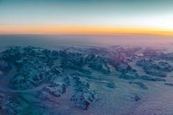 Sunrise at Midnight, Iceland