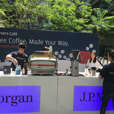 J.P.Morgan Event