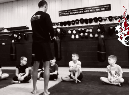REASONS WHY MARTIAL ARTS BENEFITS CHILDREN IN BUILDING SELF-DISCIPLINE