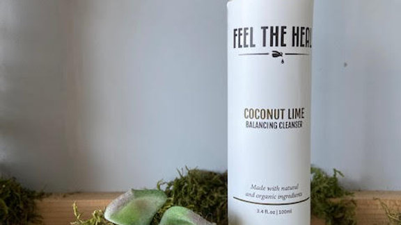 Coconut Lime Balancing Cleanser