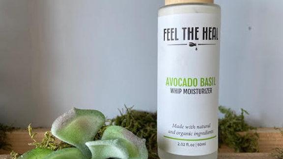 Avocado Basil Whip Moisturizer