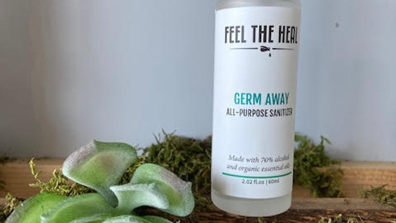 Germ Away -All Purpose Sanitizer