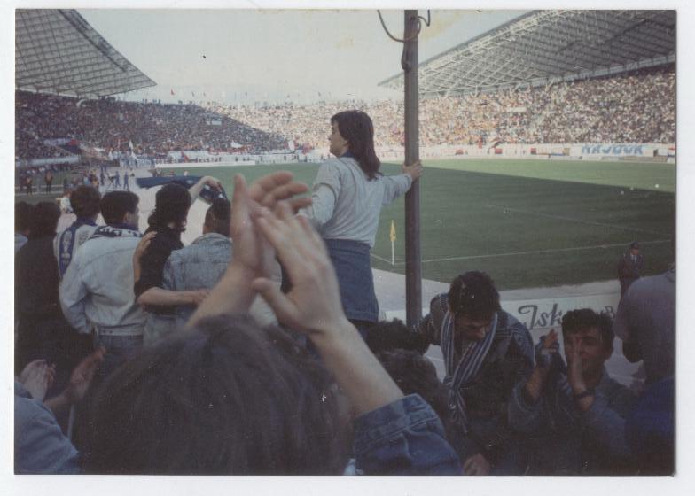 hajduk v DZFC, boys 1989