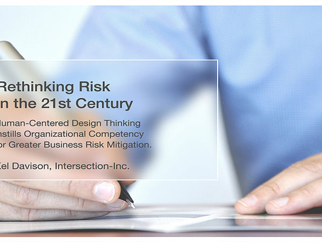 Rethinking Risk in the 21st Century