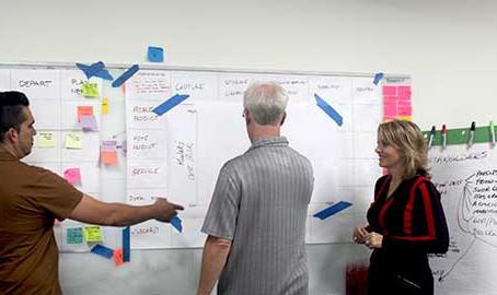 The Design Academy and UGA Partner on a Human-Centered Design Workshop for Senior Management.
