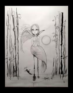 White Heron II