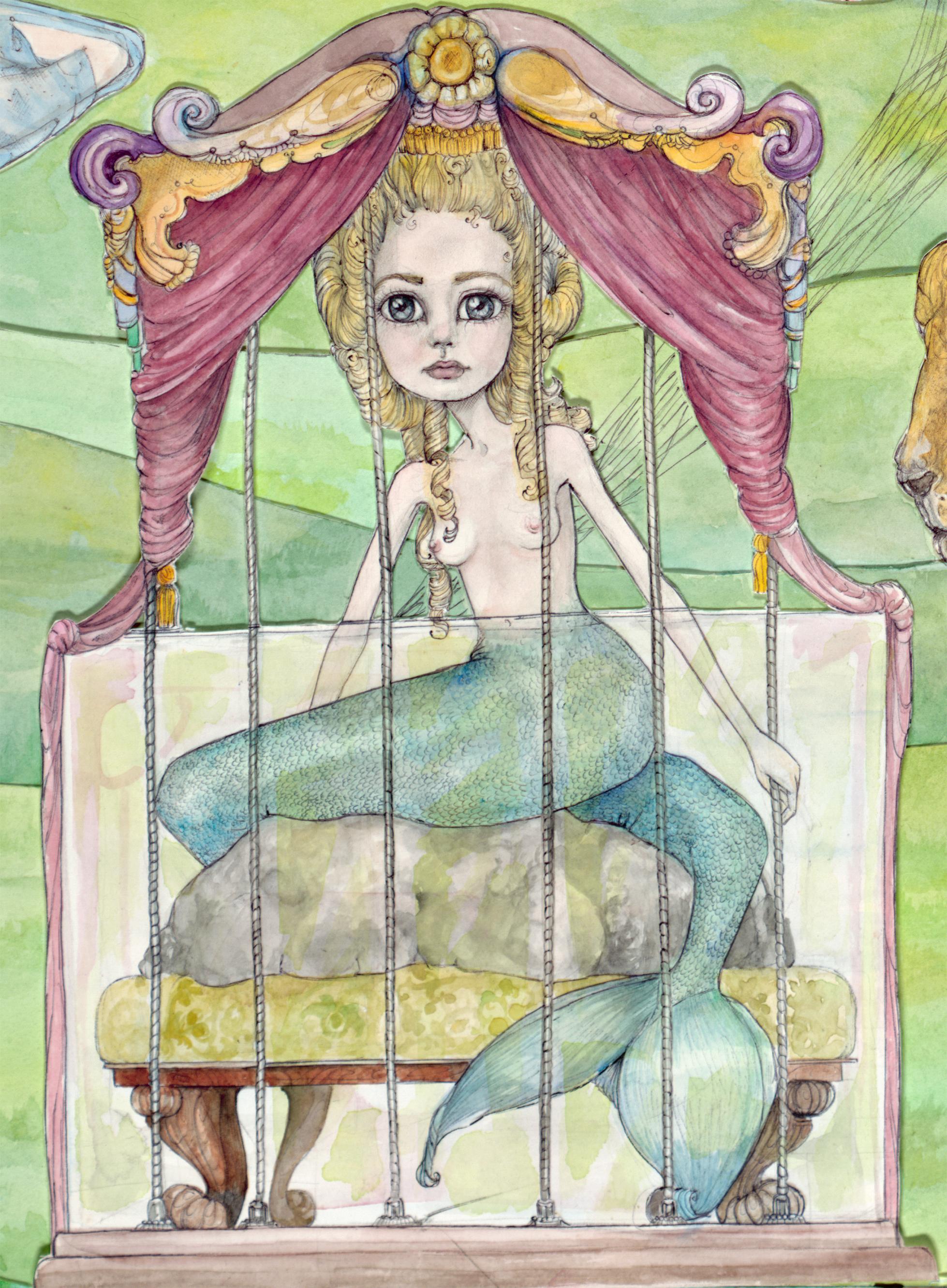 Le Cirque [detail]