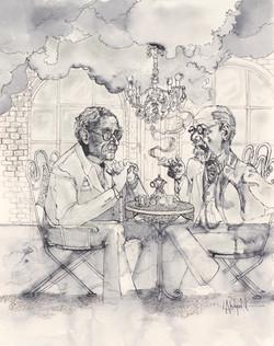 Jung & Freud Having a Conversation