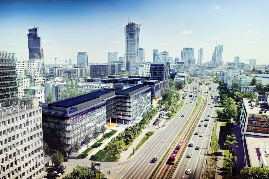 Consulting services and the naming process for one of the the largest office complex in Warsaw, Pola