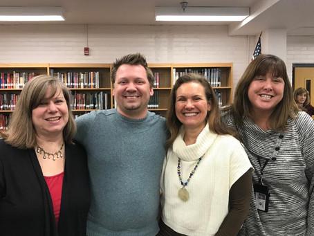 Greg Murach Teacher of Year!