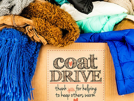 The Coat Drive is back!