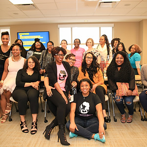 Melinated Moms - Birthing In Communities of Color
