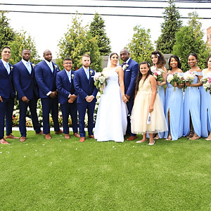 The Amis' Wedding