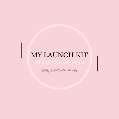 My Launch Kit - Strategy Session